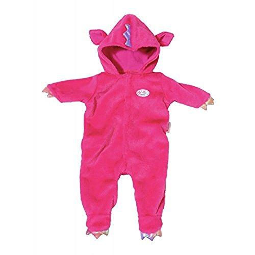 Zapf Baby Born Wonderland Home Suit Pijama de muñeca - Accesorios para muñecas (Pijama de muñeca, 3 año(s), Rosa, 43 cm, Chica, Baby Born)