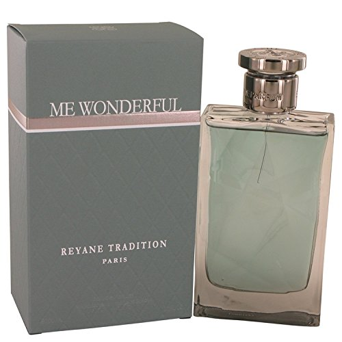 Reyane Tradition Me Wonderful by Eau De Parfum Spray 3.4 oz / 100 ML (Men)