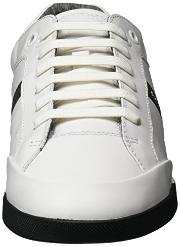 Boss Green Shuttle_Tenn_Lt 10201678 01, Sneakers Basses Homme Blanc (White)