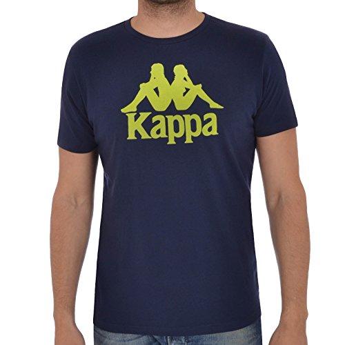 Kappa Herren T-Shirt Grün