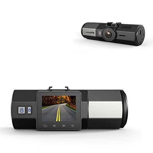 Car Dash Cam, Autokamera mit Aufnahmegerät, Mikrowellen-Augenfunktion, hochauflösendes Nachtsichtgerät, seismische Stabilität, 135 ° -Weitwinkel-Instrumententafelkamera