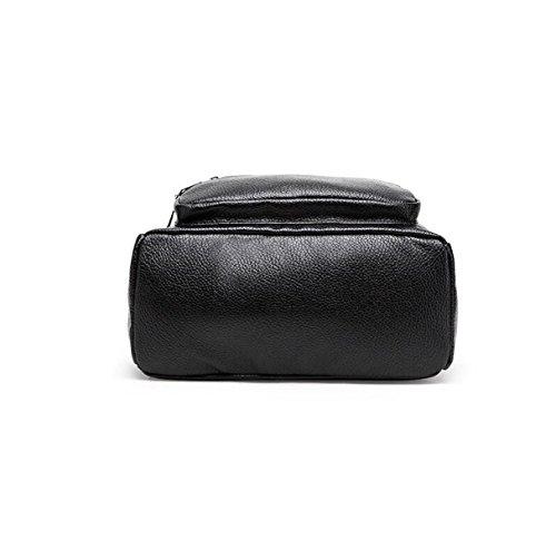 Umhängetasche Mode Wilde Freizeit Reise Rucksack Tasche Reise Paket Einfach Wild Grey