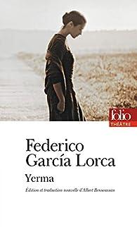 Yerma par Federico Garcia Lorca