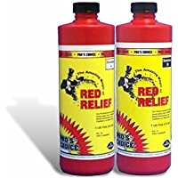 Red Relief Part A & B- Red Stain Remover by Chemical Technologies International Inc. preisvergleich bei billige-tabletten.eu