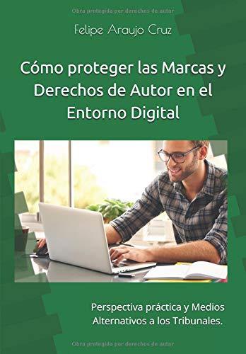 Cómo proteger las Marcas y derechos de Autor en el Entorno Digital: Perspectiva práctica y Medios Alternativos a los Tribunales. (Protección Propiedad Intelectual e Industrial) por Sr. Felipe Araujo Cruz