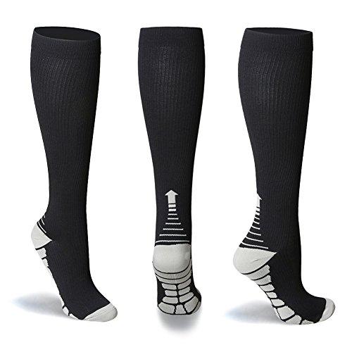Compression-Socks-for-Men-Women-20-25-mmHg-3-pairs-Graduated-Compression-Socks-best-For-Running-Crossfit-Nurse-Flight-Travel-Maternity-Pregnancy-Shin-Splints