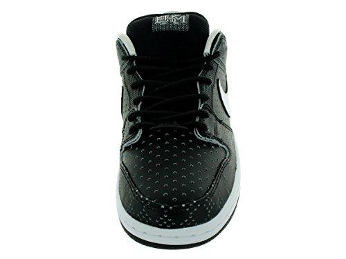 Nike Dunk Low Prem Bhm Sb Qs Skate-Schuh Black/White/Black