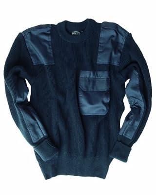 Polizeipullover navy-blau, Gr.48-60, Securitypullover Dienstpullover Feldpullover von Budodrake auf Outdoor Shop