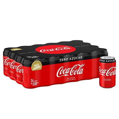 Coca Cola Zero 33cl p - 24u