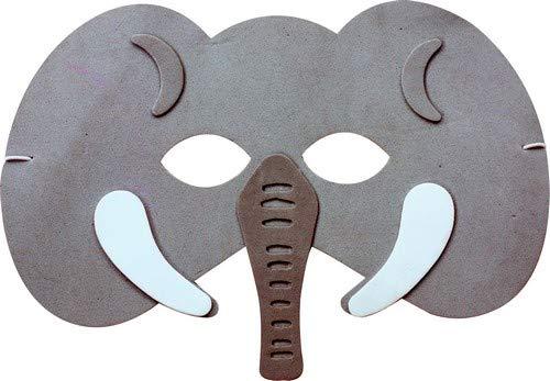 Generique - Hinreißende Elefanten-Maske für Kinder