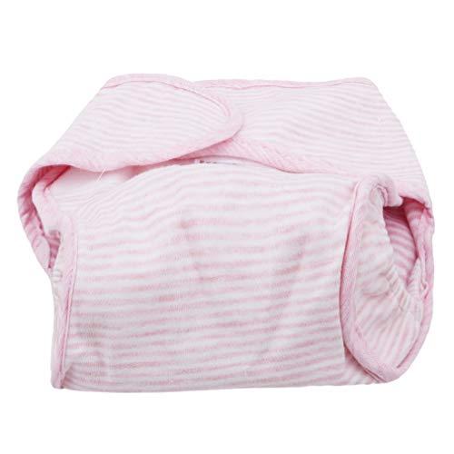 Pinhan Baby Soft Tuch Niappy Windel Unisex Infant Wiederverwendbare Einstellbare Waschbar Trainingshose, Vermicelli