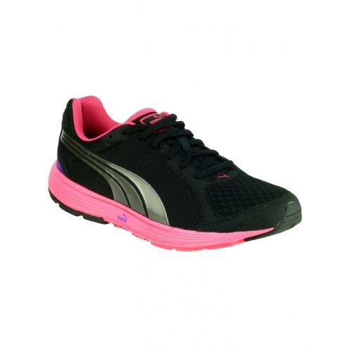 Puma ,  Sneaker donna Multicolore (Noir/Rose)