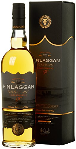 Finlaggan Old Reserve Cask Strength Whiskey (1 x 0.7 l)