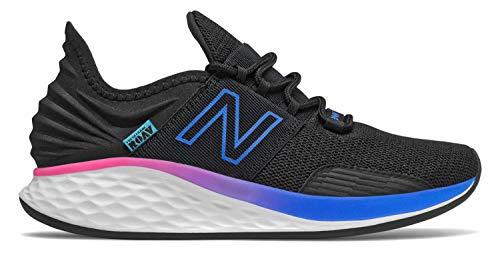 New Balance Fresh Foam Roav, Scarpe Running Donna, Nero Black, 40 EU