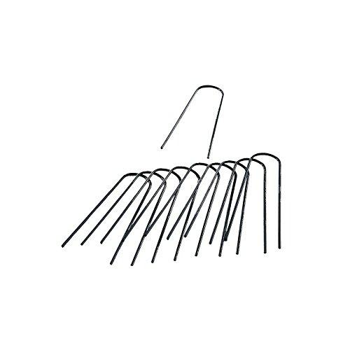 ProBache - Agrafe pour toile de paillage 10cm x10