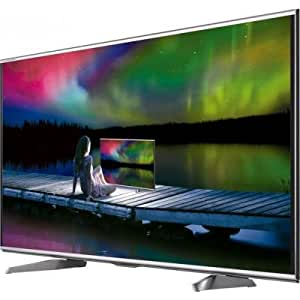 "Sharp LC80UQ10KN - LC-80UQ10KN - 80"" Full HD SMART 3D LED TV 1920 x 1080 Resolution Silver 4 x HDMI 1 x SCART VESA 600 x 400"