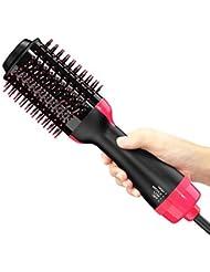 Brosse Lissante Chauffante Ionique, sèche-cheveux en une étape 3 en 1 pour  salon abdfcef0b176