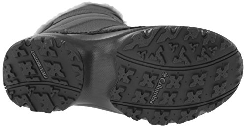 Columbia Mädchen Childrens Rope Tow III Waterproof Grau (Charcoal/Razzle 030)