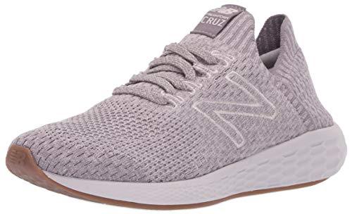 New Balance Damen Fresh Foam Cruz SockFit Sneaker, Pink (Dark Cashmere/Water Vapor Lm2), 40 EU -