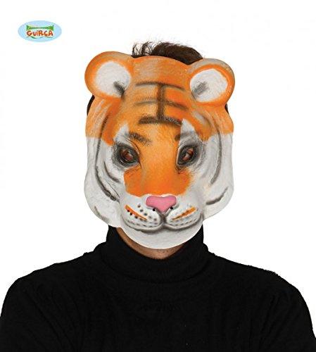 Careta goma eva tigre
