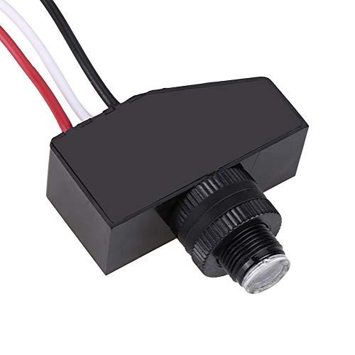 Fdit2 Mini Licht Fotozelle Umschaltung Sensor Fernbedienung Fotozelle Dämmerung Bis Morgendämmerung MEHRWEG VERPACKUNG Yezer-eu - Dämmerung Fotozelle