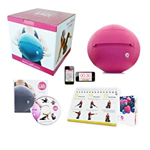 Ugi® Yoga Pilates at Home Kit, Pink, 8 lb, UGIKIT 7208-22