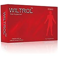 Extrêmement puissant supplément par Wiltrol mâle vitalité® - Performances sexuelles améliorer pilules - meilleur stimulant sexuel pour les hommes n° 1 dans l'UE - 10 Capsules
