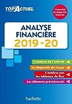 Top'Actuel Analyse Financière 2019-2020 de Gilles Meyer