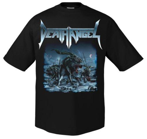 Death Angel The Dream Calls For Blood T-Shirt 2XL (Death Angel T-shirt)