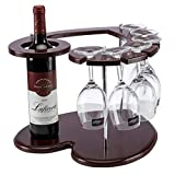 Wine Rack- Liebe-Weinregal, hölzerne Weinregal europäischen Kreative Weinregal, Weinregal Fashion Bar