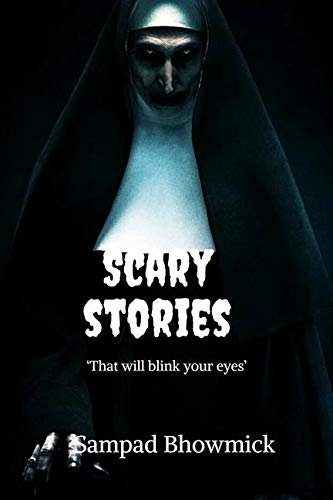 Scary stories (Black and white)