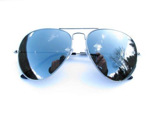 Alpland Pilotenbrille Sonnenbrille 80er