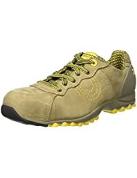 Diadora Beat Low S3 Hro, Zapatos de Trabajo Unisex Adulto, Black and Yellow