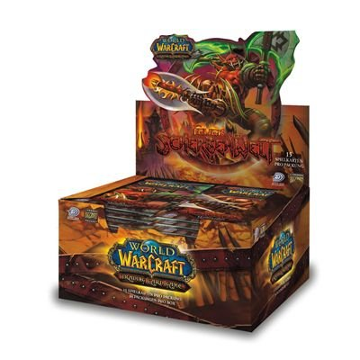World of Warcraft: Feuer der Scherbenwelt Booster Display (24 Stück)