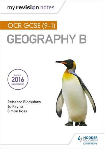 My Revision Notes: OCR GCSE (9–1) Geography B