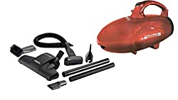 EUREKA FORBES Easy Clean Plus 800-Watt Handheld Vacuum Cleaner(Metallic Red/Black)