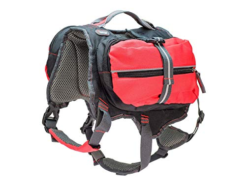 iEnergy MAL Hunderucksack Rucksack für Hunde (Groß)