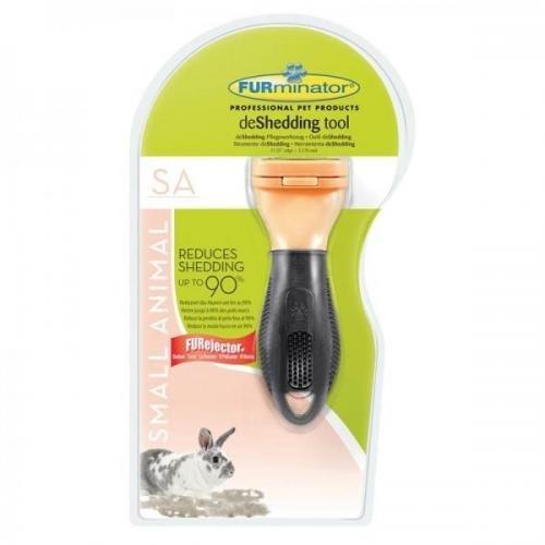 Furminator deShedding Tool für Kleintiere, Tierpflege, Fellpflege