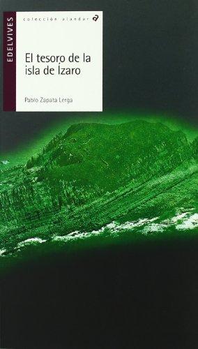 El tesoro de la isla se Izaro (Alandar) por Pablo Zapata Lerga