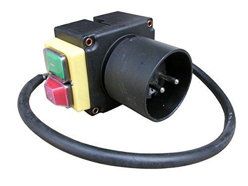 Schalter/Stecker 230V passend für Motec PH1000S 10 Tonnen Holzspalter