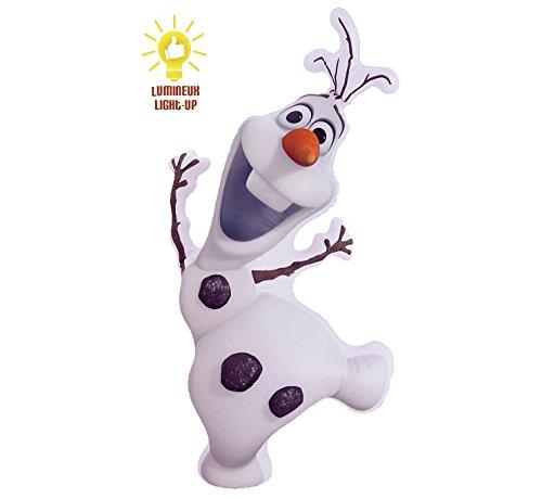 Aufblasbarer Olaf Frozen Figur Schneemann