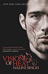 Visions of Heat: The Psy-Changeling Series