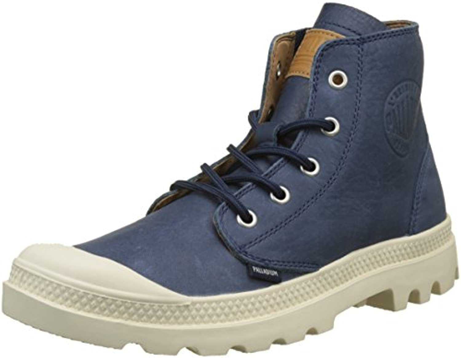 Palladium Pampa Hi Leather Unlined, Zapatillas Altas Unisex Adulto -