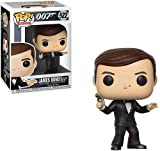 Funko- Pop Vinile James Bond Roger Moore, 10 cm, 24701