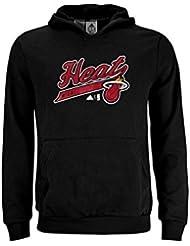 Adidas Sweatshirt NBA Miami Heat Kinder Jungen 128cm