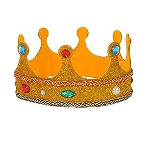 Dress Up America Corona de niños Reys Low