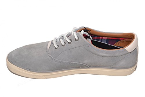 Tommy Hilfiger W2285ilkes 2b, Sneakers Basses Homme gris clair