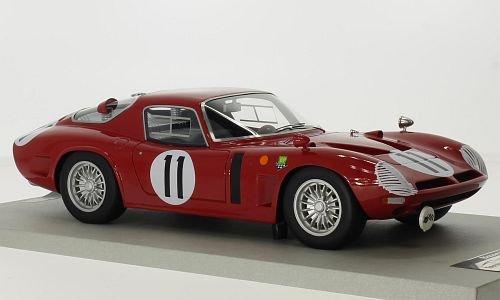 bizzarrini-5300-gt-no11-24h-le-mans-1966-modellauto-fertigmodell-tecnomodel-118