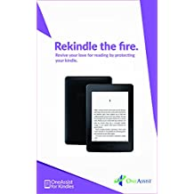 OneAssist 1 Year Total Protection Plan for Kindle Paperwhite WiFi (7th Gen)