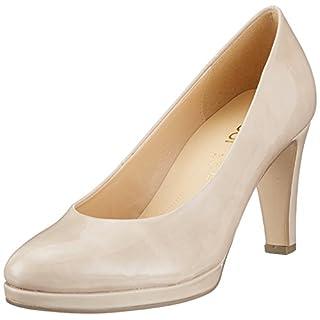 Gabor Shoes Damen Fashion Pumps Beige (Sand) 38 EU